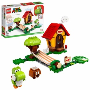 71367 LEGO Super Mario, Marios hus & yoshi - expansionsset 6+ - 71367 LEGO Super Mario, Marios hus & yoshi - expansionsset 6+