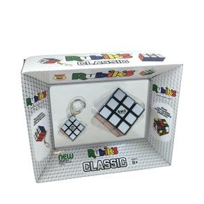 Rubiks Kub Classic 3X3 + Cubering - Rubiks Kub Classic 3X3 + Cubering