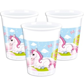 Unicorn, Muggar 8-pack - Unicorn, Muggar 8-pack