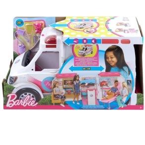 Barbie Läkarbil / Ambulans Lekset - Barbie Läkarbil / Ambulans Lekset