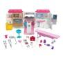 Barbie Läkarbil / Ambulans Lekset
