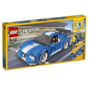 Lego Creator 31070, Turbo truck racerbil - Lego Creator 31070, Turbo truck racerbil
