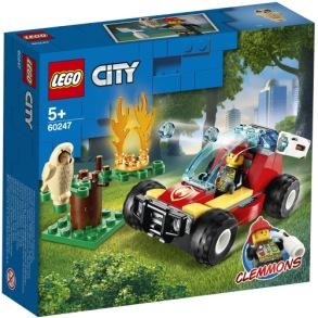 60247 LEGO city Skogsbrand 5+ - 60247 LEGO city Skogsbrand 5+