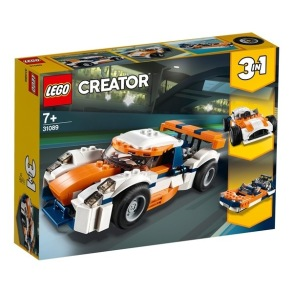 LEGO Creator 31089 - Orange racerbil 7+ - LEGO Creator 31089 - Orange racerbil 7+