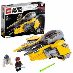 75281 LEGO Star Wars Anakin's Jedi interceptor 7+ - 75281 LEGO Star Wars Anakin's Jedi interceptor 7+