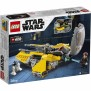 75281 LEGO Star Wars Anakin's Jedi interceptor 7+