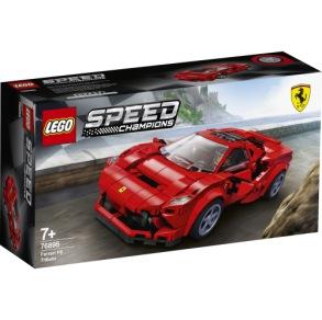 76895 LEGO Speed Champions Ferrari F8 Tributo 7+ - 76895 LEGO Speed Champions Ferrari F8 Tributo 7+