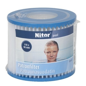 Patronfilter Filter Nitor Small - Patronfilter Filter Nitor Small