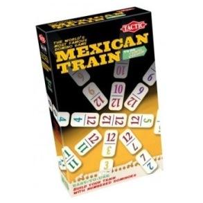 Mexican train resespel - Mexican train resespel