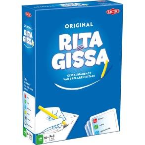 Spel Rita och gissa - Spel Rita och gissa
