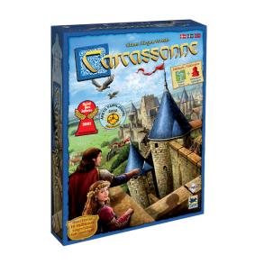 Carcassonne - Modern klassiker 7+ - Carcassonne - Modern klassiker 7+