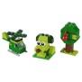 11007 LEGO Classic Kreativa gröna klossar 4+