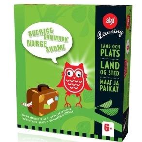 Alga, Learning, Geografi, Land & plats - Alga, Learning, Geografi, Land & plats