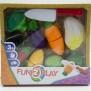 Delbara grönsaker Fun2Play