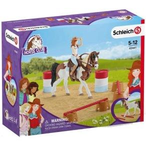 Schleich  42441 Hannas Western Ridning - Schleich  42441 Hannas Western Ridning