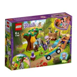 LEGO Friends 41363, Mias skogsäventyr 6+ - LEGO Friends 41363, Mias skogsäventyr 6+