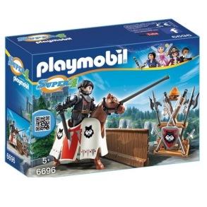 Playmobil 6696, Super4 Riddare och häst - Playmobil Super4 Riddare och häst