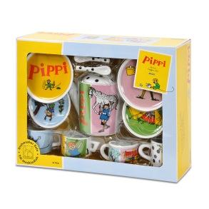 Pippi Långstrump - Servis 14 delar - Pippi Långstrump - Servis 14 delar