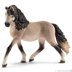 Schleich häst, Andalusiskt sto, 13793 - Schleich häst, Andalusiskt sto, 13793