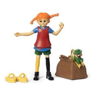 Pippi Långstrump Figurset - Pippi Långstrump Figurset