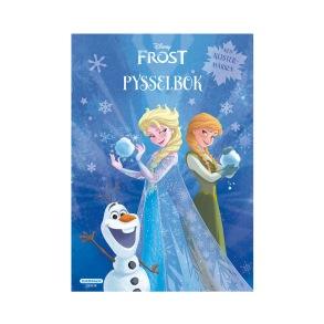 Pysselbok Frost med klistermärken - Pysselbok Frost med klistermärken