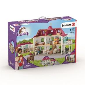 Schleich 42416 Stort häststall med hus och stall - Schleich 42416 Stort häststall med hus och stall