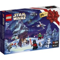 LEGO Star Wars Adventskalender 2020 6+