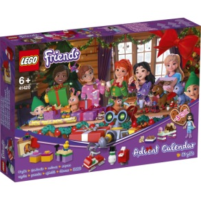 LEGO® Friends 41420 Adventskalender 2020 6+ - LEGO® Friends 41420 Adventskalender 2020 6+
