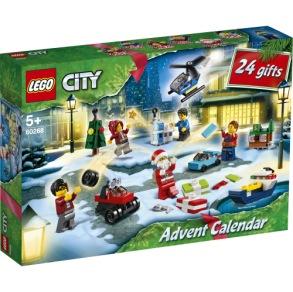 LEGO City 60268 Adventskalender 2020 5+ - LEGO City 60268 Adventskalender 2020 5+