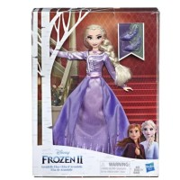Disney Frozen 2 Deluxe Fashion Doll Elsa