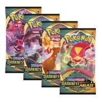 Pokemon Booster Pack, Darkness Ablaze - Inkl Ett storkort!