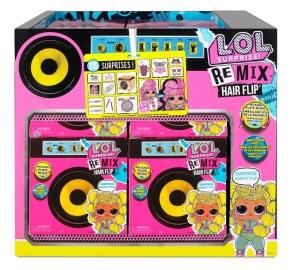 L.O.L. Surprise REMIX Hairflip 4+ - L.O.L. Surprise REMIX Hairflip 4+