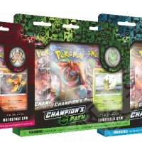 Pokémon TCG: Sword Shield SWSH 3.5 Champion's Path Pin Collection