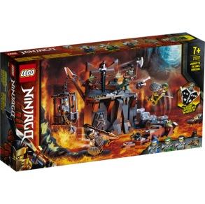 71717 LEGO Ninjago - Resan till Dödskallegrottorna 7+ - 71717 LEGO Ninjago - Resan till Dödskallegrottorna 7+