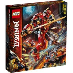 71720 LEGO Ninjago - Eldstensrobot 9+ - 71720 LEGO Ninjago - Eldstensrobot 9+