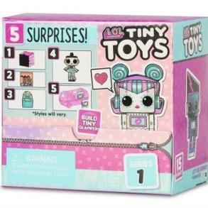 L.O.L. Surprise! Tiny Toys Mystery Pack serie 1 - L.O.L. Surprise! Tiny Toys Mystery Pack serie 1
