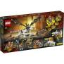 71721 LEGO Ninjago - Dödskallemagikerns drake 9+