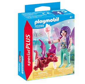 Playmobil Magic - Älva med drakunge 70299 -
