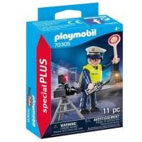 Playmobil City action - Trafikpolis 70305
