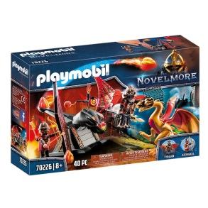 Playmobil Novelmore - Drakträning 70226 - Playmobil Novelmore - Drakträning 70226