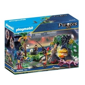 Playmobil Pirates - skattkammargömman 70414 - Playmobil Pirates - skattkammargömman 70414