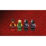 71704 LEGO Ninjago - Kais Jaktplan 8+