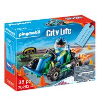 70292 Playmobil City life - Go-kart 4+