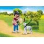 70154 playmobil - Mamma med baby och hund 4+