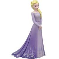 Bullyland, Frost 2 - Elsa med Lila klänning