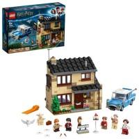 75968 LEGO Harry Potter - Privet Drive 4, 8+