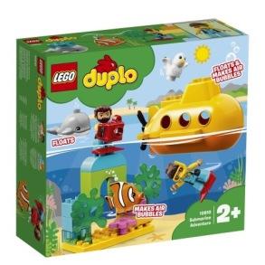 10910 LEGO Duplo - Ubåtsäventyr 2+ - 10910 LEGO Duplo - Ubåtsäventyr 2+
