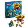 60264 LEGO City Oceans - Hav utforskarubåt 5+ - 60264 LEGO City Oceans - Hav utforskarubåt 5+