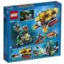 60264 LEGO City Oceans - Hav utforskarubåt 5+
