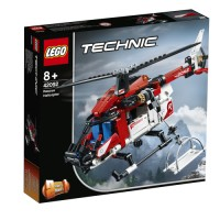 42092 LEGO Technic - Räddningshelikopter 8+